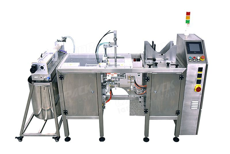 Automatic Mini Doypack Packing Machine for Liquid Product