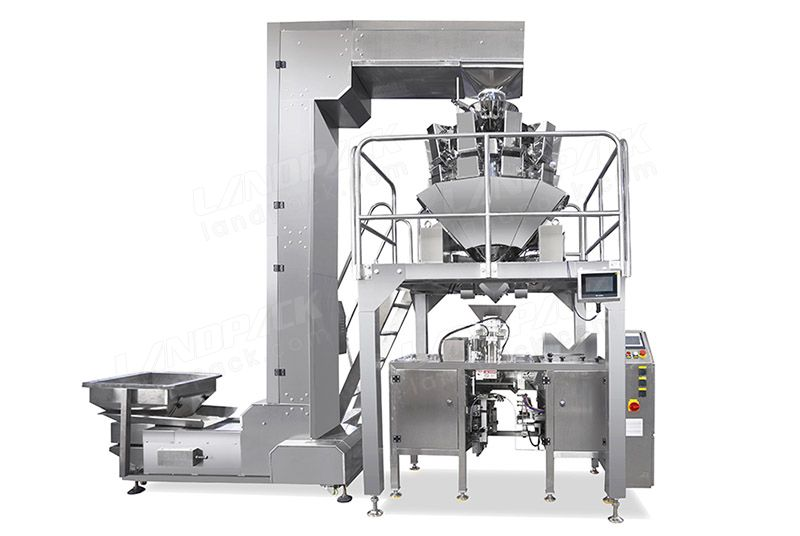 Low Price Small Premade Pouch Fill And Seal Machine
