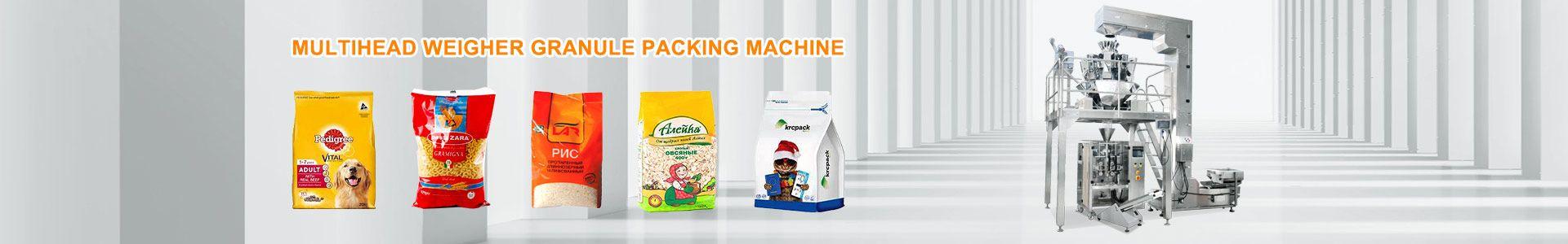 weighing and packing machine