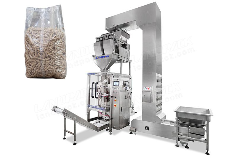 LD-720AS Automatic Packing Machine For Pet Food, Beans, Nuts, Cat Litter Etc.