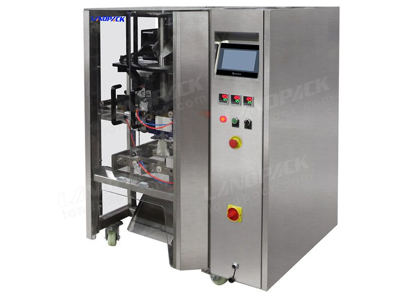 How To Install A Film Roll On A Vertical Packaging Machine
