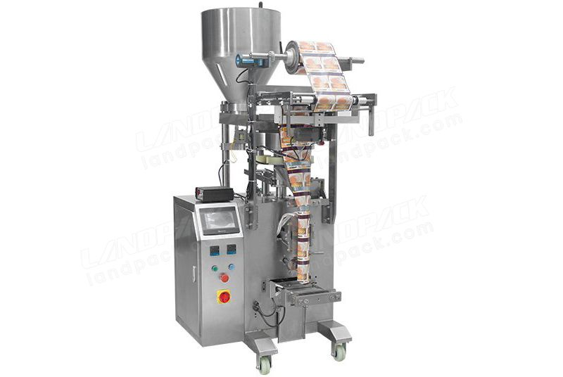 Automatic Vertical Form Fill Seal Machine With Measuring Cup