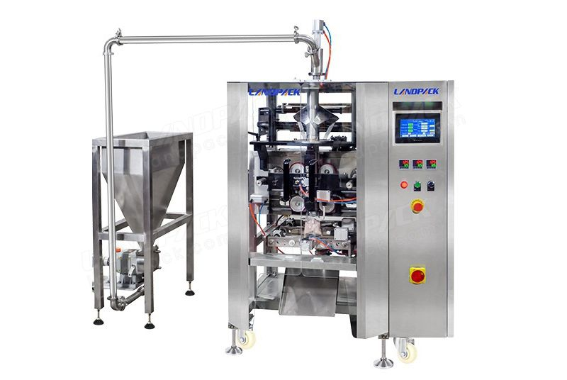 Automatic Liquid Vertical Form Fill And Seal Machine