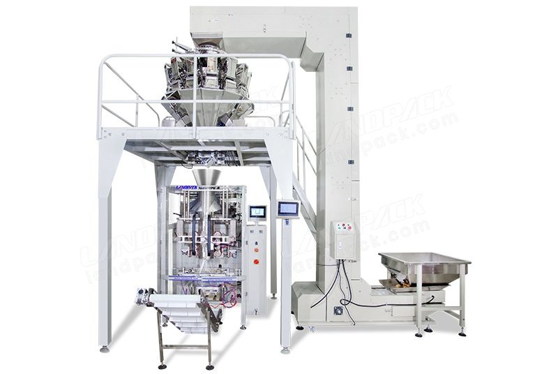 Automatic Vertical Big Pouch Weighing And Packing Machine