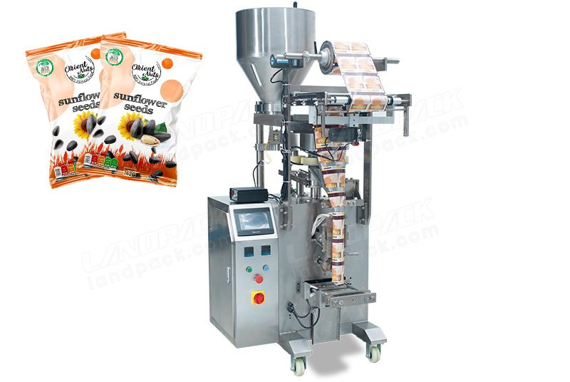 Low Cost Dry Fruit Packing Machine With Measuring Cup LD-320A