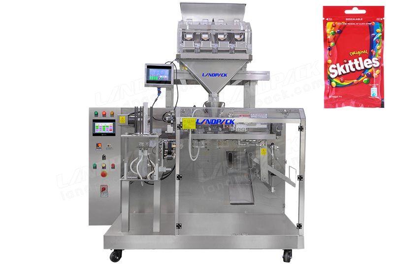 Automatic Chocolate Horizontal Form Fill Seal Machine