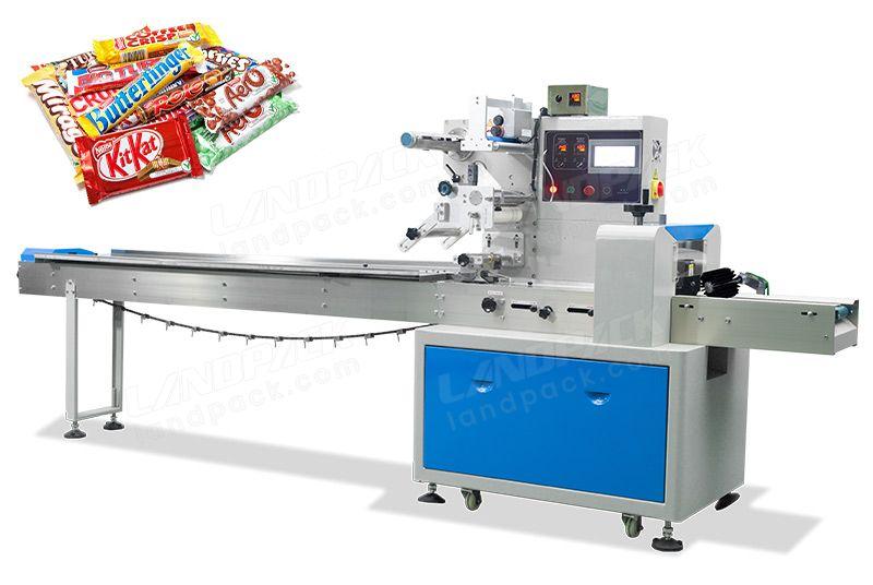 Automatic Chocolate Bar Wrapping Machine (HFFS) LP-250