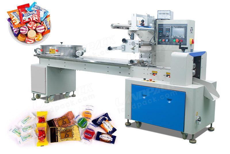 Chocolate Bar Packaging Machine | Candy Packing Machine