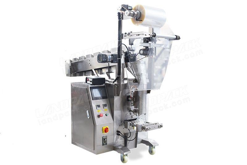 Semi Automatic Snacks Pouch Packing Machine LD-320B