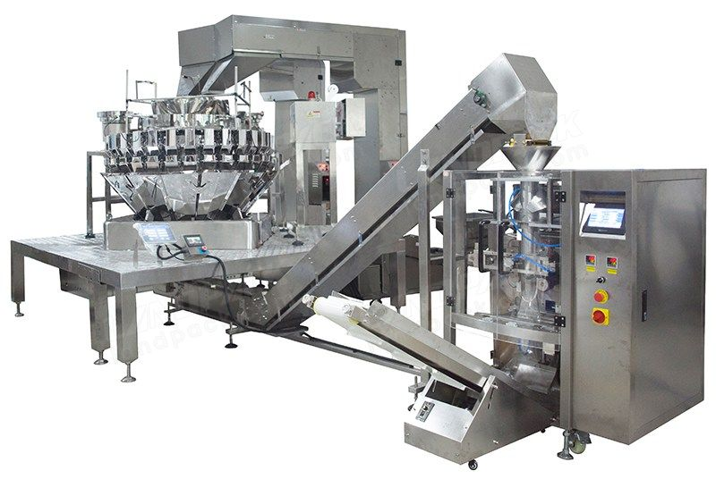 Mixed Snacks Weighing and Packing Machine LD-420A-32