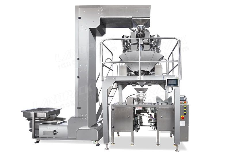 Automatic Snack Doypack Machine LDB-300A
