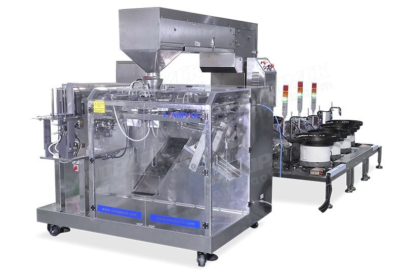Mixed Snacks Food Doypack Machine LD-160SP-7