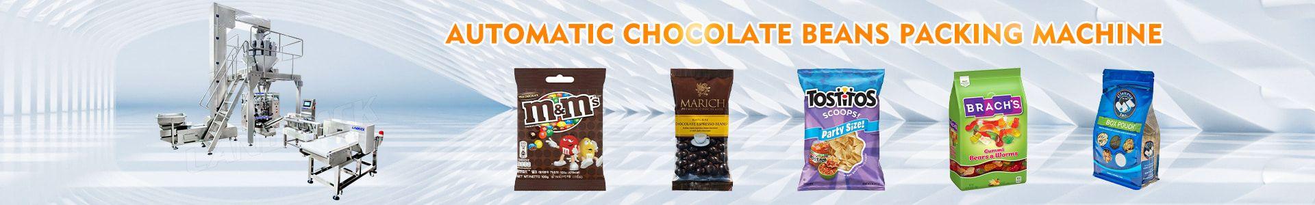 chocolate packing machines