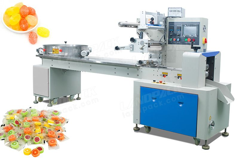 Automatic Candy Packing Machine LP-250C