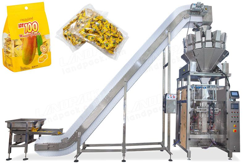 Automatic Candy Secondary Packing Machine LD-520A