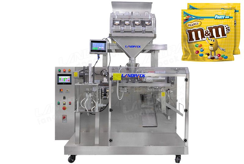 Automatic Candy Horizontal Form Fill Seal Machine